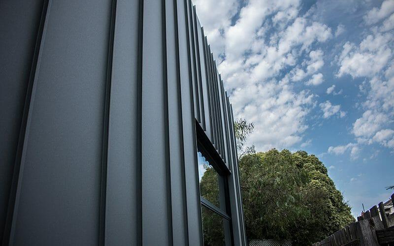 Bates Street Features Matte Finish Vestis Nebula Aluminium